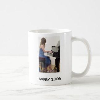 Ashley 2006 coffee mug