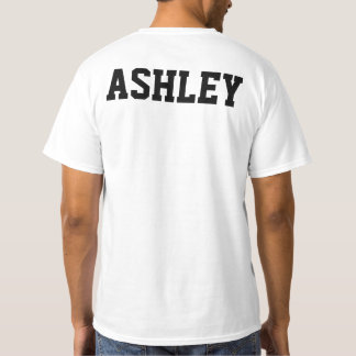 ASHLEY family collection 72marketing family line T-Shirt