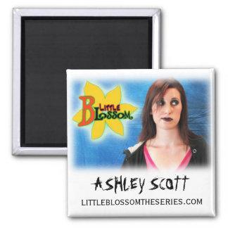 Ashley Scott Fridge Magnet