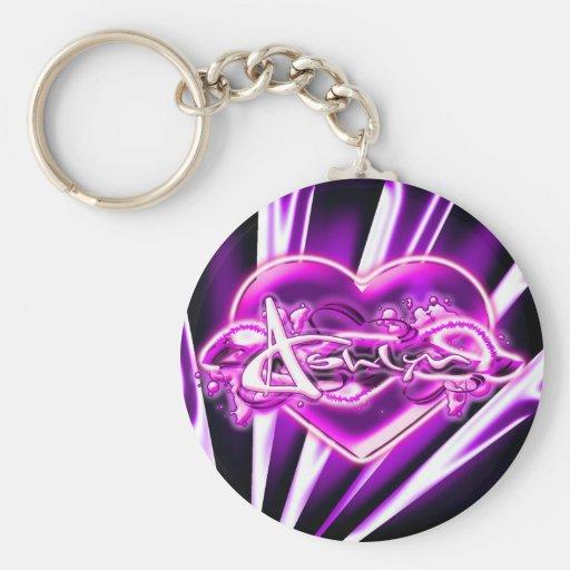Ashlyn Key Chains