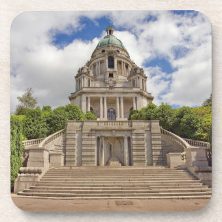 Ashton Memorial in Lancaster souvenir photo Coaster