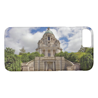 Ashton Memorial in Lancaster souvenir photo iPhone 8/7 Case
