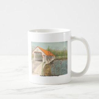 Ashuelot Covered Bridge Basic White Mug