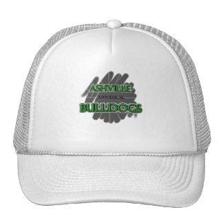 Ashville High School Bulldogs - Ashville, AL Hat