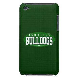 Ashville High School; Bulldogs Barely There iPod Case