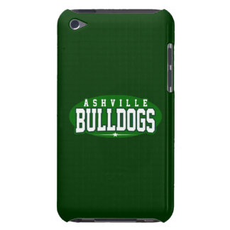 Ashville High School; Bulldogs iPod Touch Cover