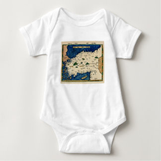 Asia 1513 baby bodysuit