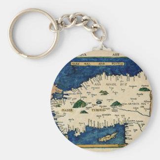 Asia 1513 key ring
