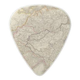 Asia 21 acetal guitar pick