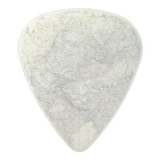 Asia 2 2 acetal guitar pick