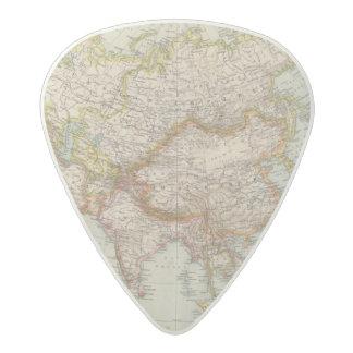 Asia 33 acetal guitar pick