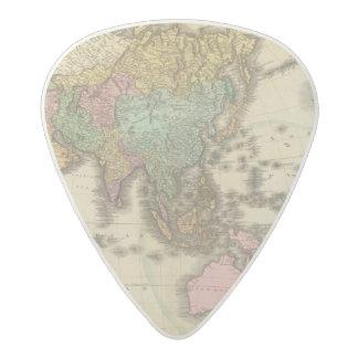 Asia 39 acetal guitar pick