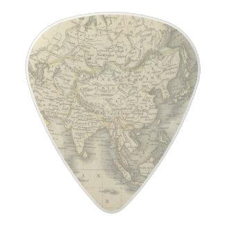 Asia 3 2 acetal guitar pick