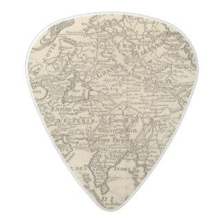 Asia 40 acetal guitar pick