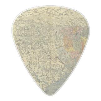 Asia 42 acetal guitar pick