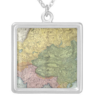 Asia 44 silver plated necklace