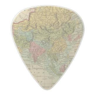 Asia 4 acetal guitar pick