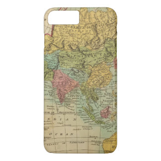 Asia 4 iPhone 7 plus case
