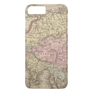 Asia 5 iPhone 7 plus case