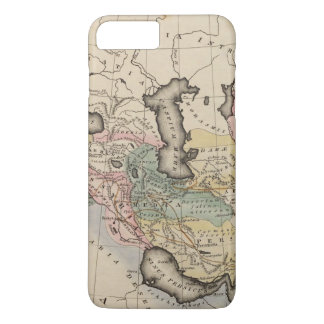 Asia Atlas Map iPhone 7 Plus Case