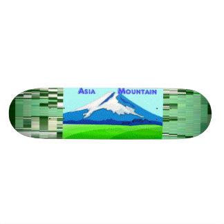 Asia Blue Mountain Skate Board