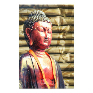 Asia Buddha 14 Cm X 21.5 Cm Flyer