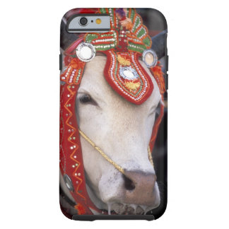 Asia, Burma (Myanmar) Shinbyu ceremony. Bull Tough iPhone 6 Case