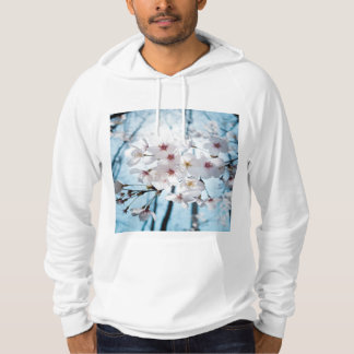 Asia Cherry Blossoms Hoodie