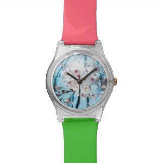 Asia Cherry Blossoms Watch
