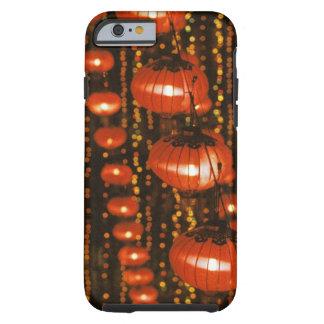 Asia, China, Beijing. Red Chinese lanterns, Tough iPhone 6 Case