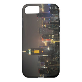 Asia, China, Hong Kong, central from Stubbs road iPhone 7 Case