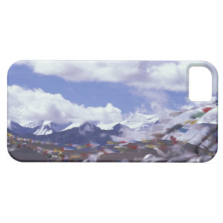 Asia, China, Tibet, Tangla Pass. Prayer flags, Case For The iPhone 5