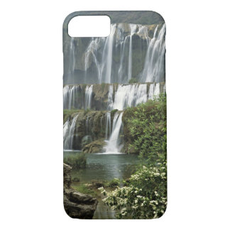 Asia, China, Yunnan Province, Qujing, Luoping iPhone 7 Case