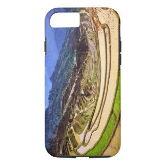 Asia, China, Yunnan Province, Yuanyang County. iPhone 7 Case