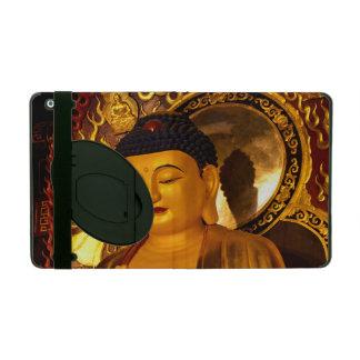 Asia Golden Buddha iPad Folio Cover