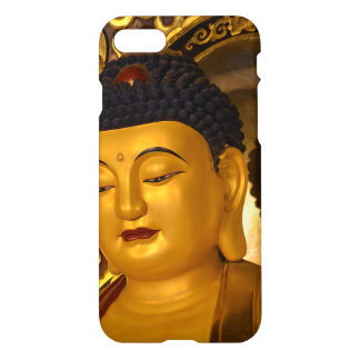 Asia Golden Buddha iPhone 7 Case