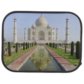 Asia, India, Uttar Pradesh, Agra. The Taj 5 Car Mat