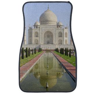 Asia, India, Uttar Pradesh, Agra. The Taj 5 Floor Mat