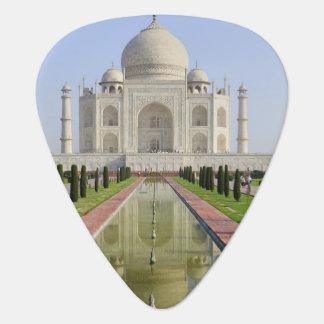 Asia, India, Uttar Pradesh, Agra. The Taj 5 Plectrum