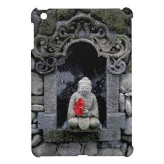 Asia, Indonesia, Bali. A shrine of Buddha iPad Mini Case