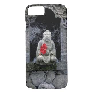 Asia, Indonesia, Bali. A shrine of Buddha iPhone 7 Case