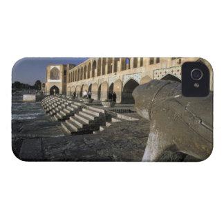 Asia, Iran, Isfahan. Pol-e Khaju Bridge. Case-Mate iPhone 4 Cases