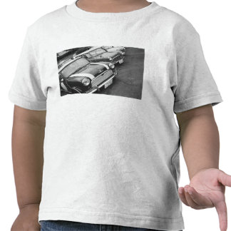 Asia, Japan, Gotemba. Gotemba Ferrari Museum; T Shirt