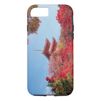 Asia, Japan, Kyoto. Autumn Colour iPhone 7 Case
