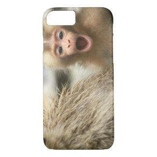 Asia, Japan, Nagano, Jigokudani, Snow Monkey iPhone 7 Case