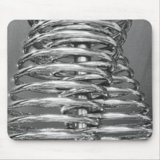 Asia, Japan, Tokyo. Coiled pipe, Tepco Energy 2 Mouse Pad