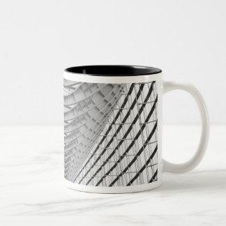 Asia, Japan, Tokyo. Interior, Tokyo Two-Tone Coffee Mug