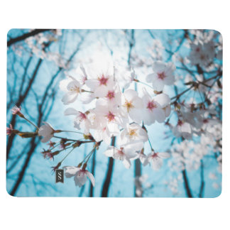 Asia Japanese Cherry Blossom Journal