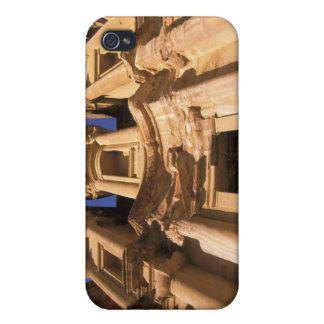 Asia, Jordan, Petra. El Deir, The Monastery. iPhone 4/4S Case