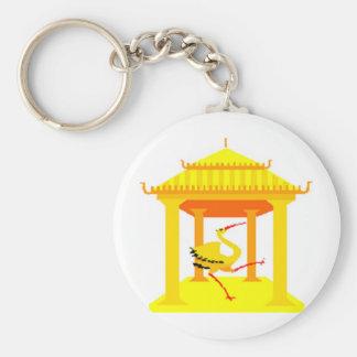 Asia Key Ring